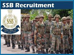 SSB Recruitment 2021 | सशस्त्र सीमा बल भर्ती » MaruGujaratDesi