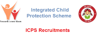 ICPS Recruitment 2021 | Integrated Child Protection Scheme Jobs »