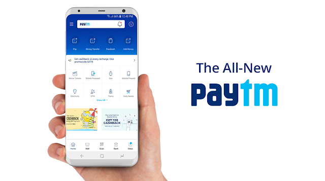 How to use paytm for payment